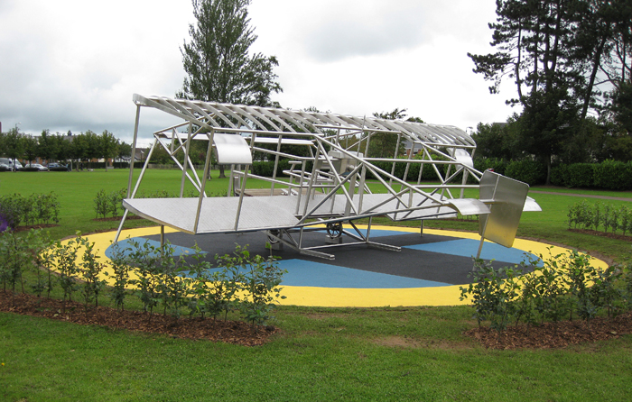 The May Fly Replica