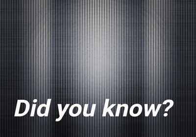 Did You Know Stainless Steel Facts