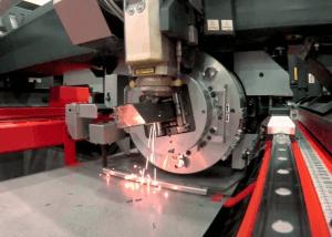 Image of Amada rotary laser